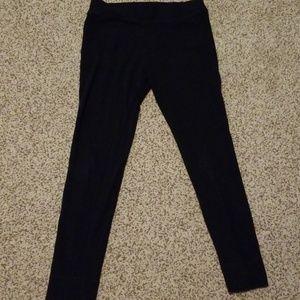 Justice Bottoms - Black legging